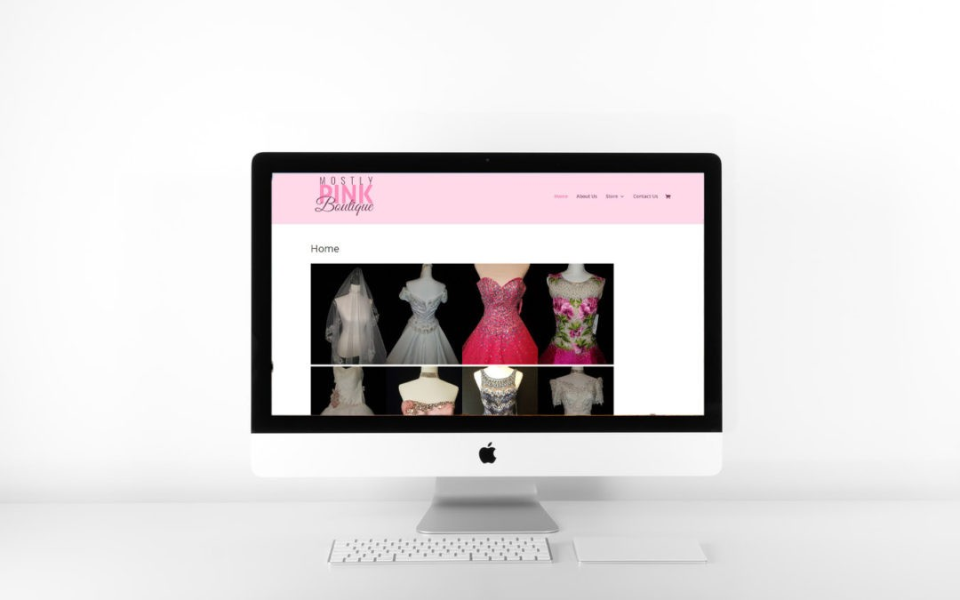 Mostly Pink Boutique