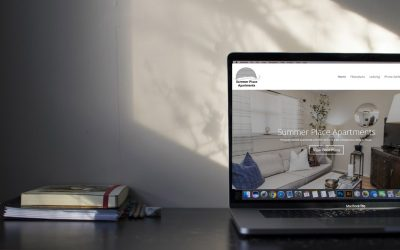Summer Place Apartments: New Website